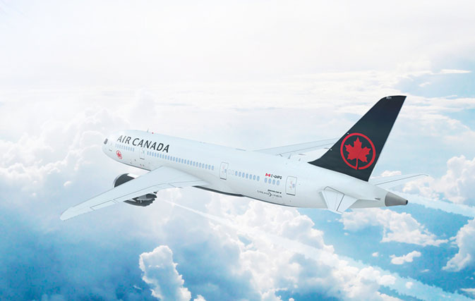 Air Canada's new Infinite Canada Flight Pass on sale now