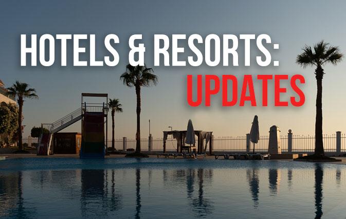 Coronavirus updates from major sun destination resort brands