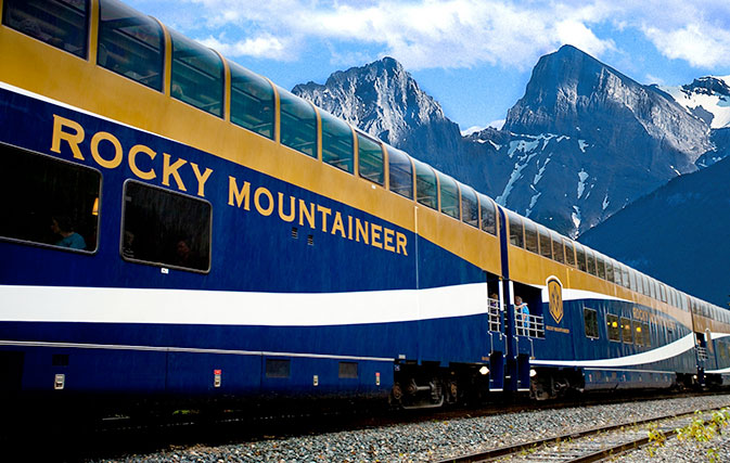 Rocky Mountaineer, Fairmont Hotels pair up for made-in-Canada packages