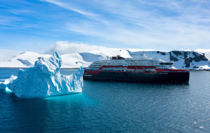 Hurtigruten cancels all expedition sailings following COVID-19 outbreak
