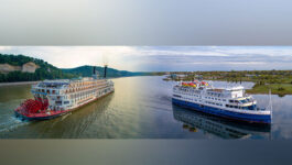 January, February bookings are up 35%, says AQSC and Victory Cruise Lines