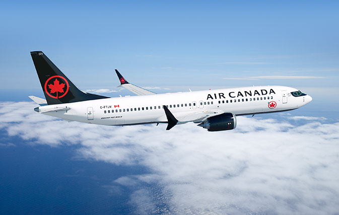 """Air Canada says it's """"ready for take-off"""", new sked has close to 100 cities  - Travelweek"""