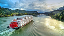 Save thousands of dollars with AQSC's and Victory Cruise Lines' Spring Sale