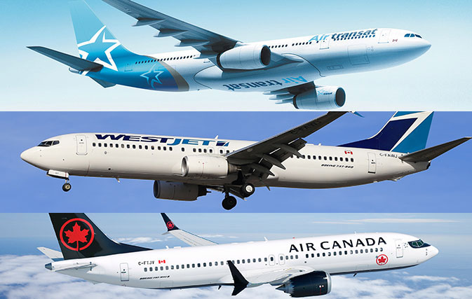 Air Canada aiming for net-zero emissions by 2050