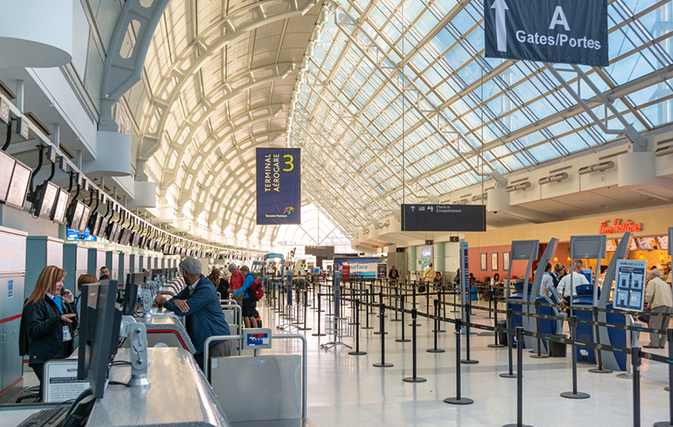 Toronto Pearson unveils 'Healthy Airport' program featuring additional safety protocols