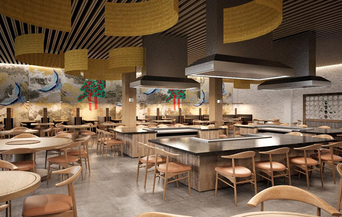 Rendering-of-the-a-la-carte-Kyoka-restaurant-which-will-be-serving-Asian-specialties
