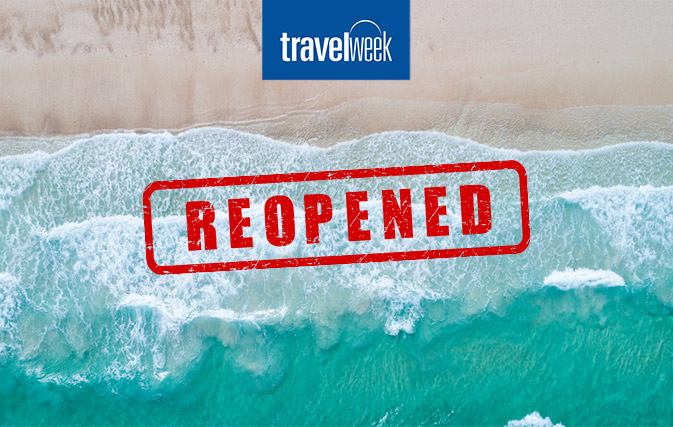 NOW OPEN: The latest list of reopened destinations