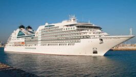 Books open for Seabourn's Greece summer sailings on April 12
