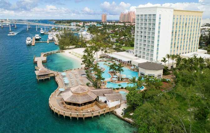 Warwick Paradise Island - Bahamas reopening Nov. 21