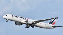 Air France's 'Ready to Fly' service allows for easy health verification