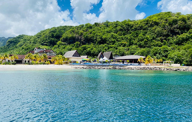 Sandals announces plans for new Beaches Resorts property in St. Vincent and the Grenadines