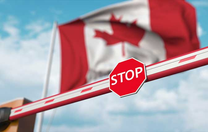 Canada-U.S. border closure extended to Nov. 21