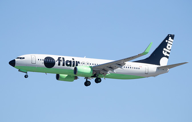 Flair to fly to 18 cities by August