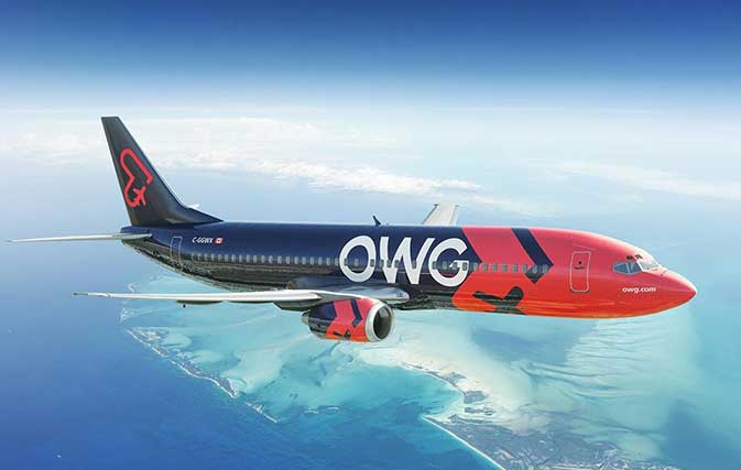 OWG looking to reimburse out-of-pocket travellers with prize giveaway