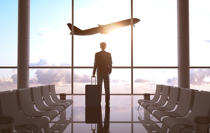 Corporate travel seeing a slow but steady rebound, says new survey