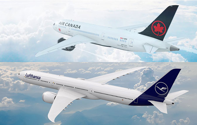 Rebooking policy update: Air Canada extends dates, Lufthansa Group drops...