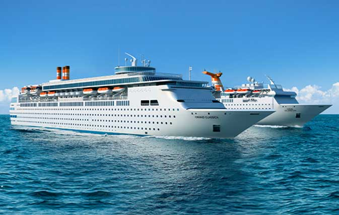 Bahamas Paradise Cruise Line gets green light to conduct test cruise
