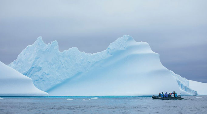 Book Antarctica at up to 40% off with Intrepid's new offer