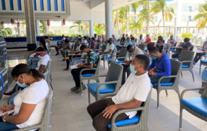 22,138 hours and counting: RIU staff get online COVID protocol training