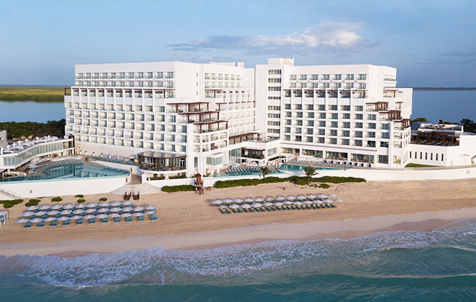 Cancun's Sun Palace reopens following major renovation