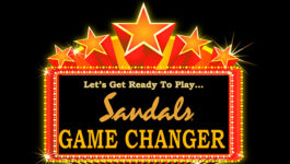 Last chance to play Sandals Game Changer