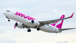 Swoop launches Hamilton-Kelowna route on 3-year anniversary