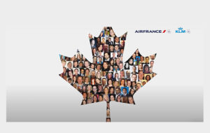 Air France celebrates 70 years in the Canadian market
