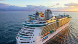 CDC grants Royal Caribbean approval to conduct industry's first test cruise