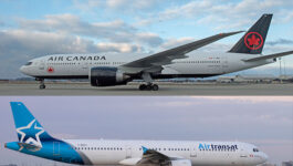 Peladeau's still on the scene as Air Canada, Transat deal awaits EC's decision