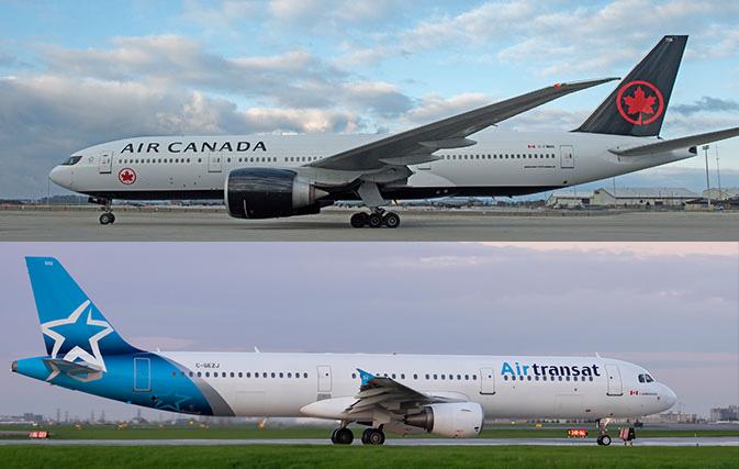 Peladeau's still on the scene as Air Canada, Transat deal awaits EC's decision