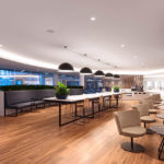 Here's your first look at WestJet's first-ever lounge, opening Nov. 2