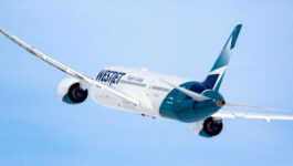 Here's everywhere WestJet will be flying to in January
