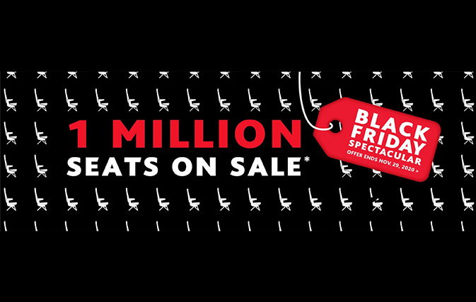 Black Friday Deals From Air Canada Acv Aeroplan Travelweek