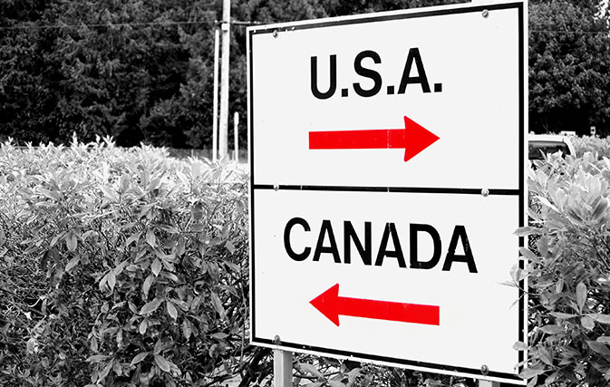 Canada U. S. border closure extended 30 days as American COVID 19 cases rise: source