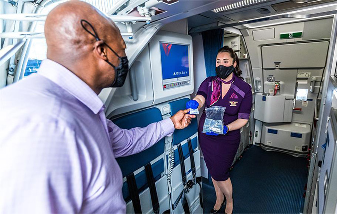 Delta Air Lines makes travel bubble pact from U.S. to Rome