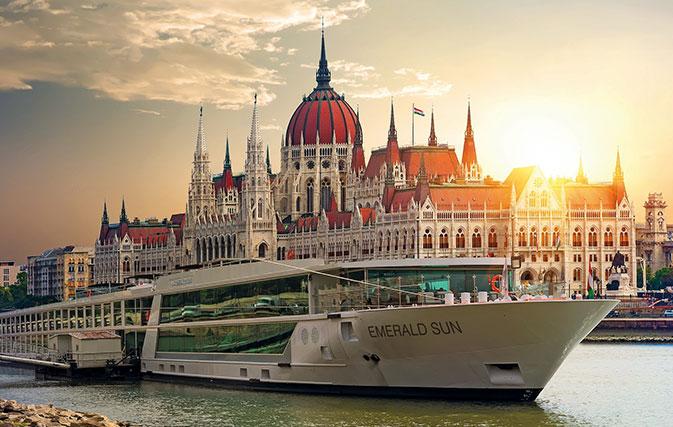 Big savings with Emerald Cruises' Super Earlybird promo
