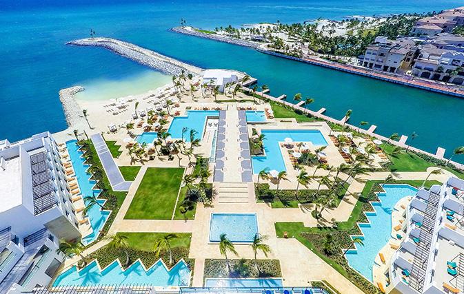 Reopening: TRS Cap Cana, Atlantis & Grand Hyatt Baha Mar