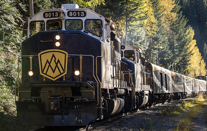 Rocky Mountaineer to debut new route in Southwest United States