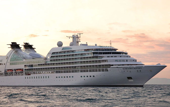More cruise cancellations from Seabourn