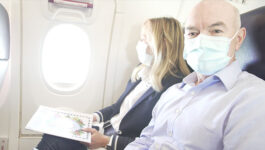 """""""Canadians can travel with peace of mind,"""" says Sunwing's Dr. Nord"""