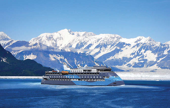 'Discover Beyond' with Victory Cruise Lines on Nov. 24