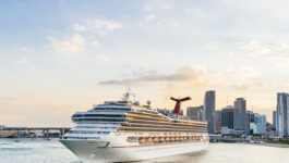 Another month's pause for Carnival Cruise Line