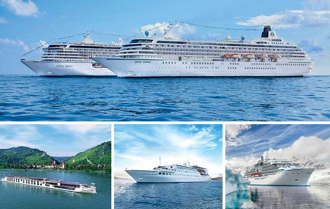 Crystal relaxes booking policies for all 2021 itineraries