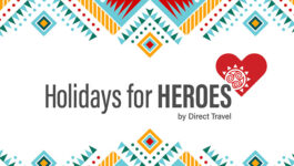 Nominate an everyday hero for Direct Travel's holiday giveaway