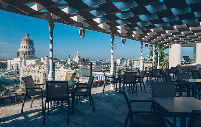 Iberostar Parque Central in Havanna | Bildquelle: https://www.travelweek.ca/news/iberostar-extends-covid-19-insurance-to-cuba-hotels/ © Iberostar Group | Bilder sind in der Regel urheberrechtlich geschützt