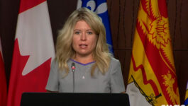 """""""Very bluntly put, the airline industry is on life support right now"""": MP Rempel Garner"""