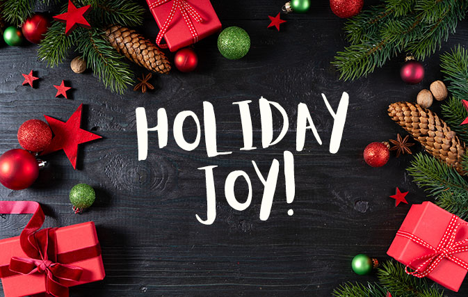 TTAND brings Holiday Joy to 48 TTAND members and their families