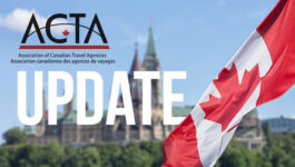 ACTA president reacts to lifting of cruise ban & border updates