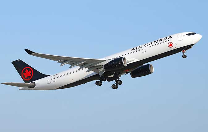 Air Canada's new Montreal-Bogota service starts Jan. 16