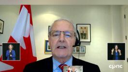 Pearson gets COVID testing as Garneau updates PCR test rule